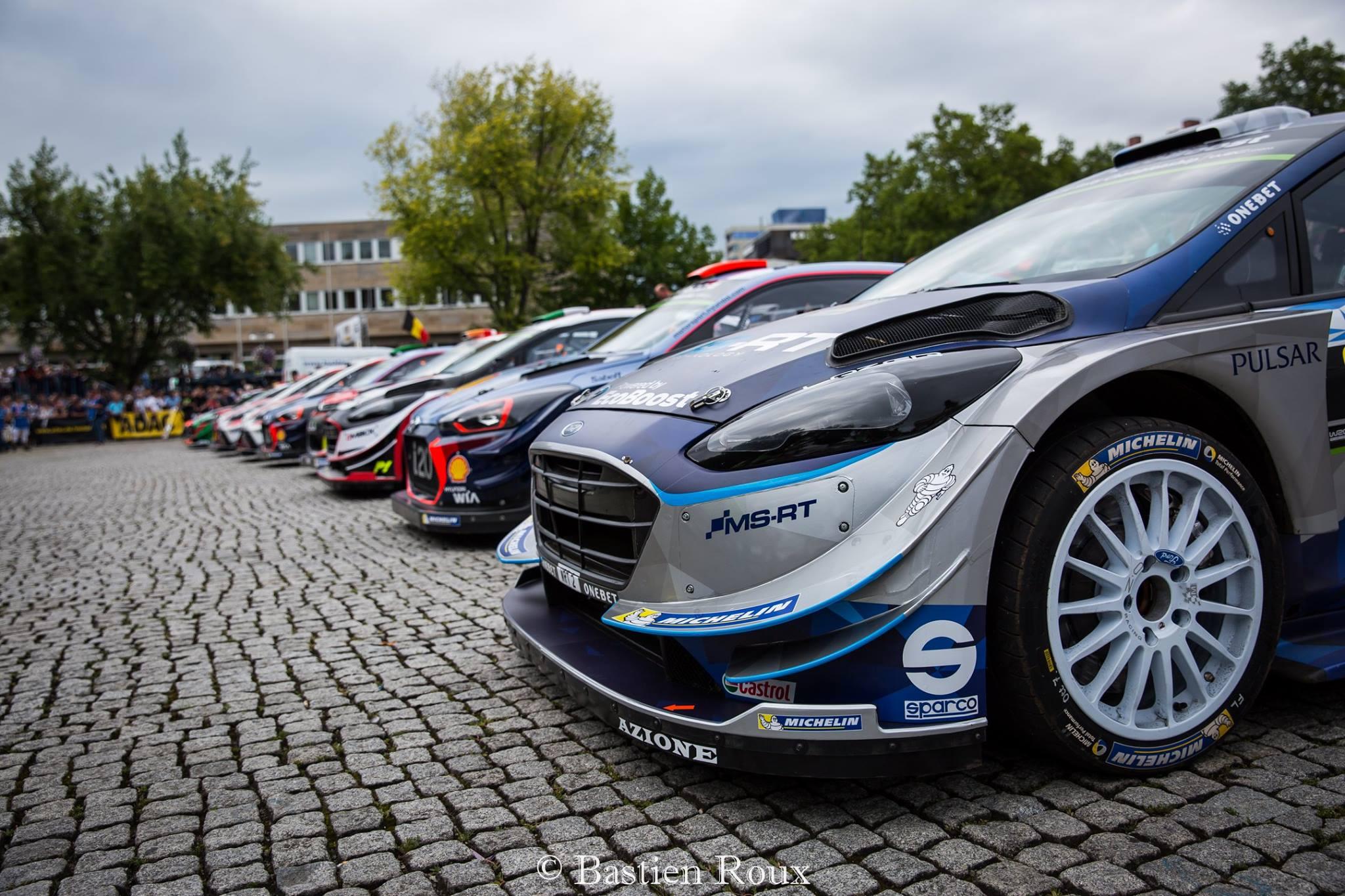 Championnat du WRC M-Sport
