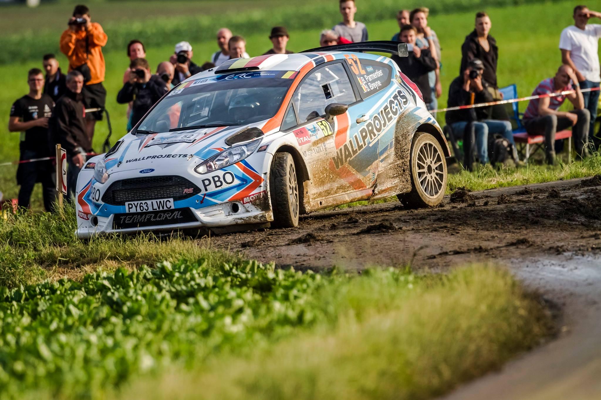 Rallye ypres 2019