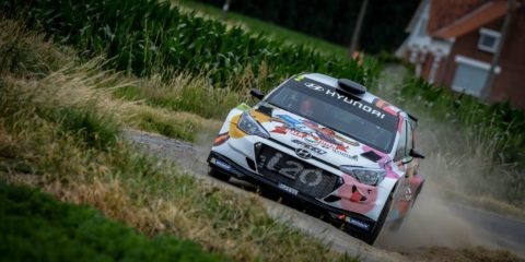 Renties Ypres Rally 2018