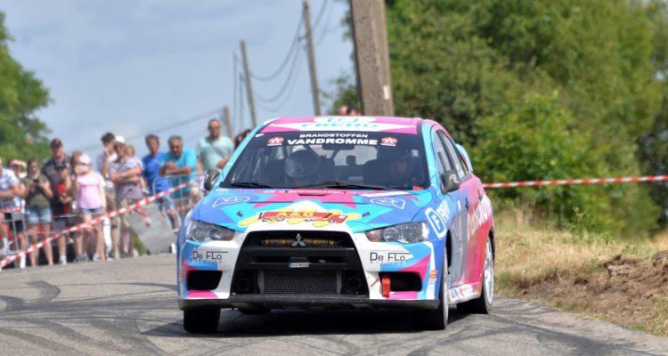 Rallye-Sprint Solre-Saint-Géry 2019