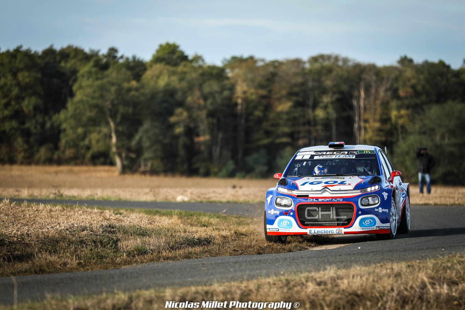 Rallye Coeur France 2020