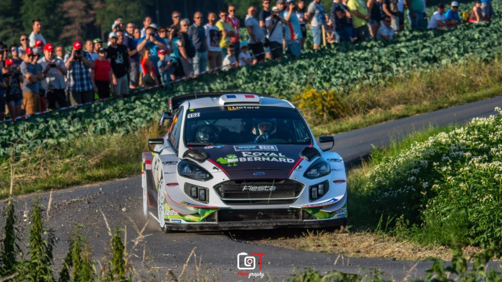 Ypres Rally WRC 2021