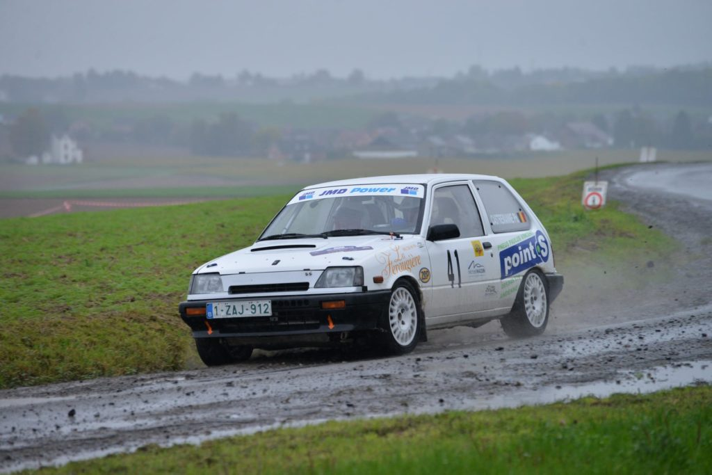 Rallye de Mettet 2019