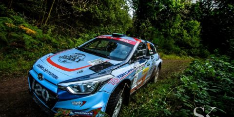 Armstrong Galloway Rally 2019