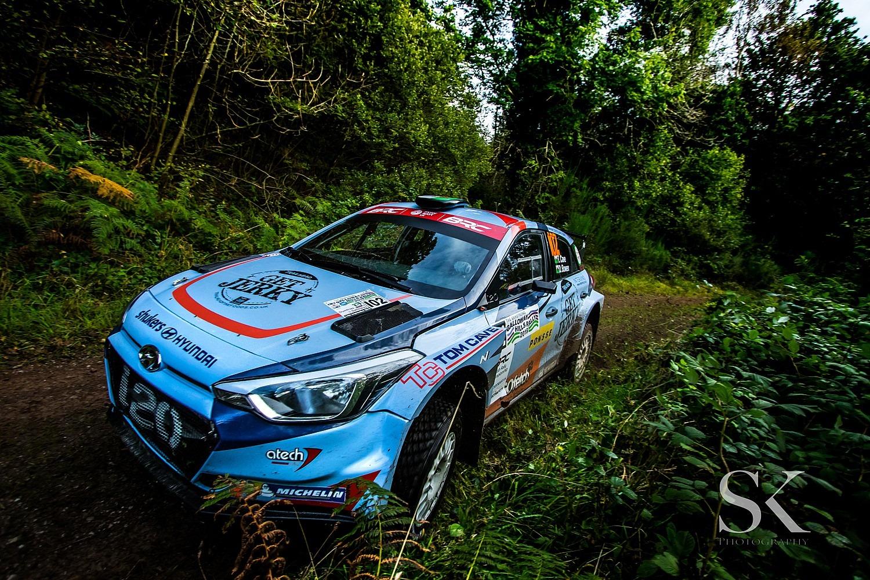 Armstrong Galloway Rally 2019