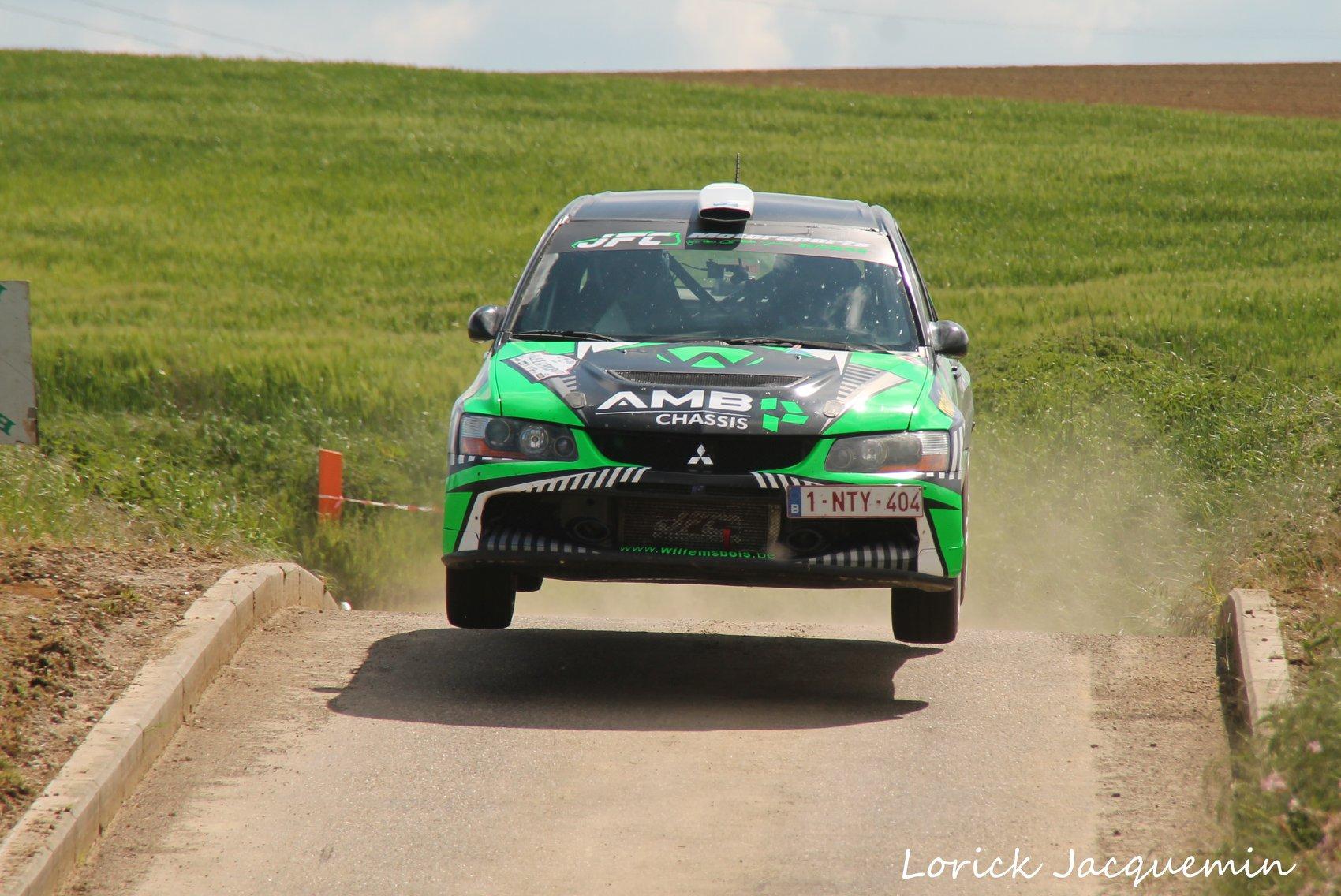 Rallye de la Principauté 2019