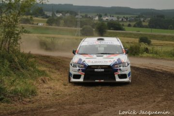 Rallye-Sprint de Bercheux 2019