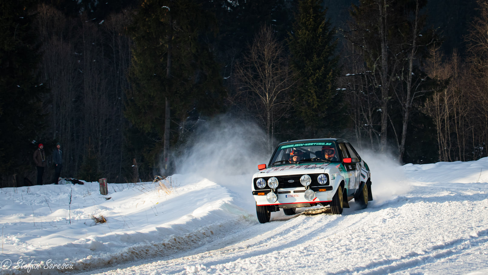 Romania Winter Rally 2021
