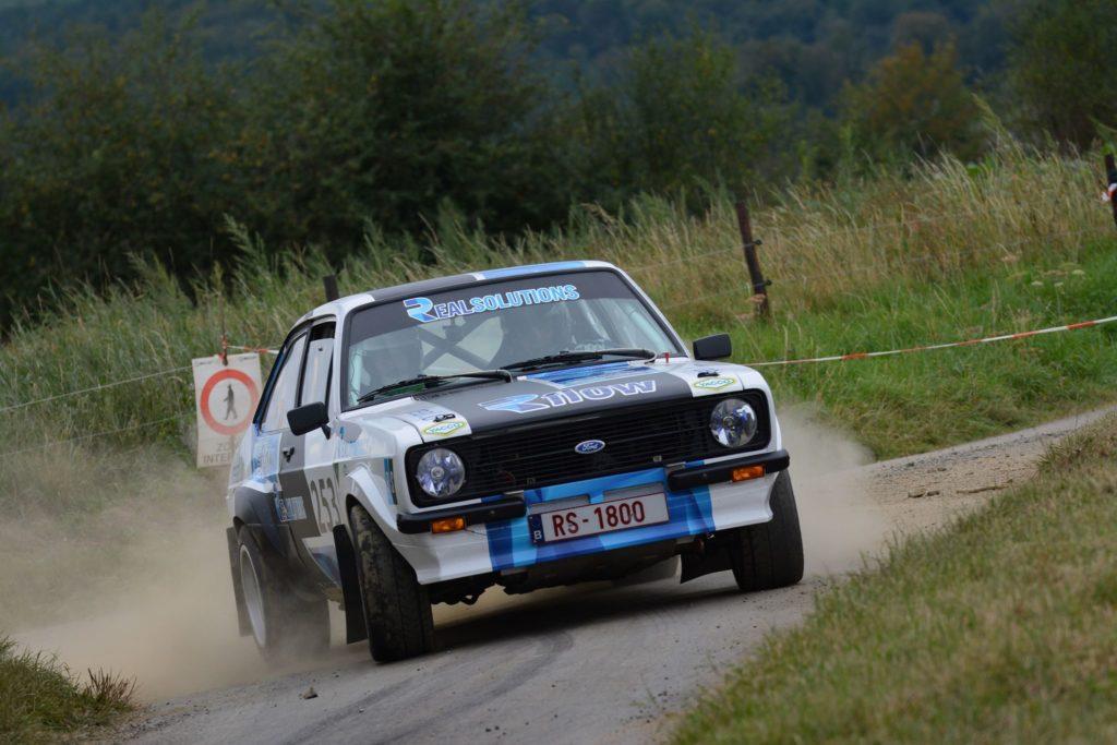 Rallye de la Semois 2019