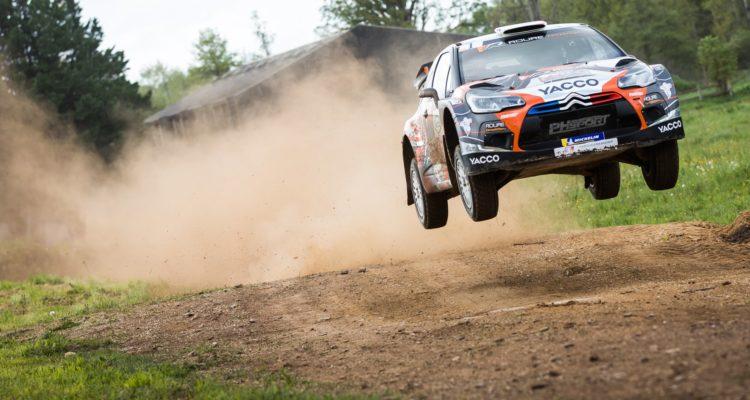 Rallye Terre de Castine 2019