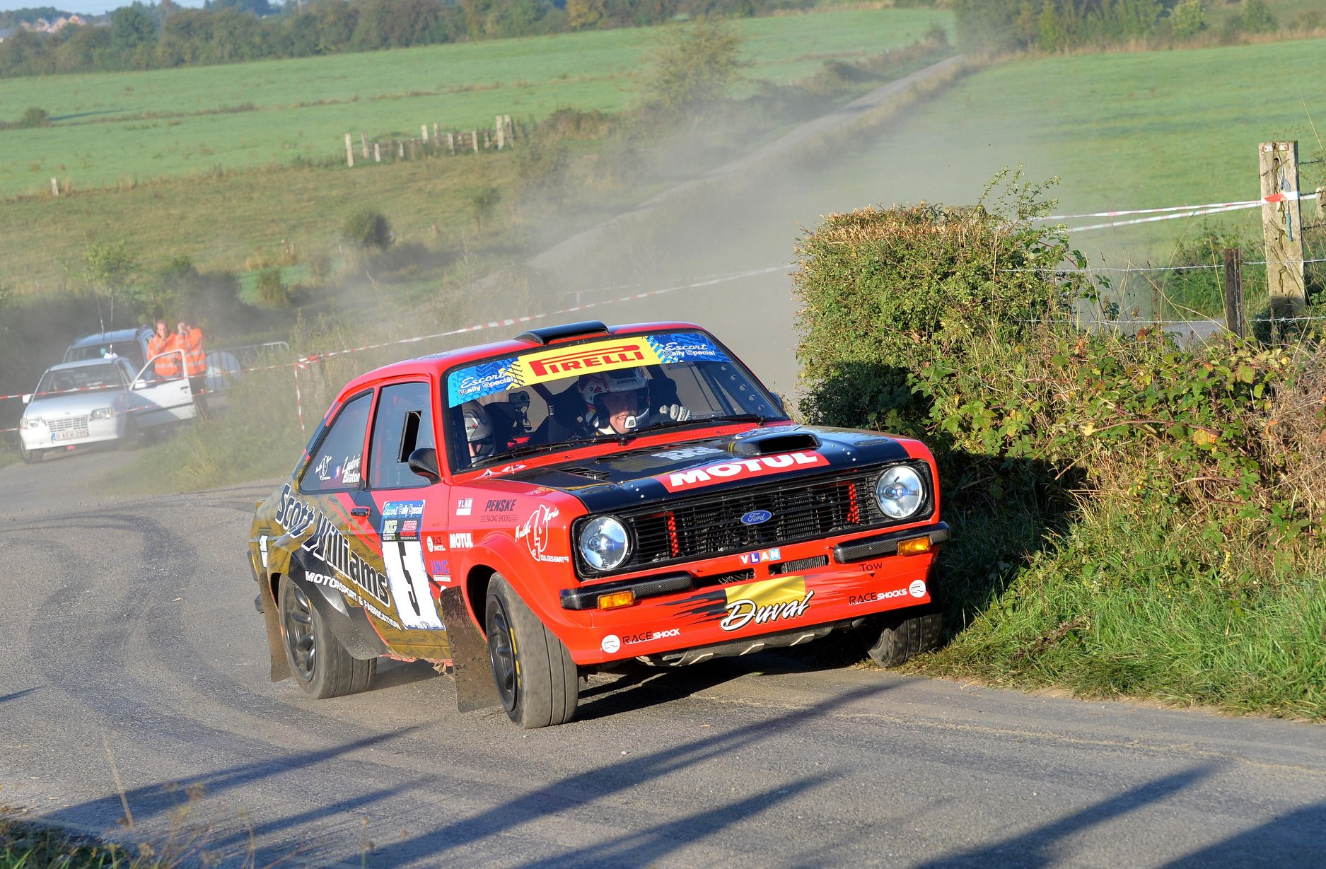 Escort Rally Special 2019