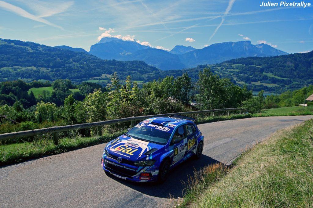Rallye Mont-Blanc 2020