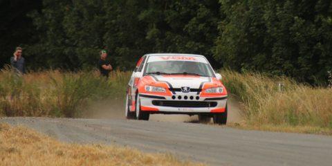 Rallye Sprint d'Achêne 2019