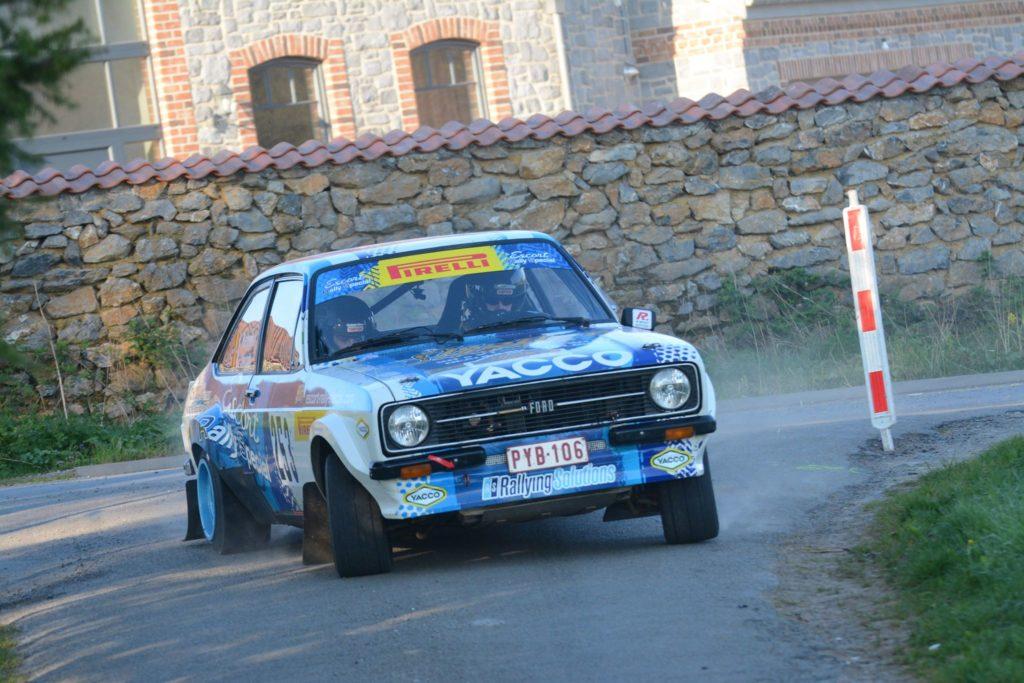 Rallye Salamandre 2019