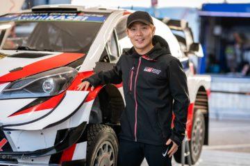 Katsuta disposera d'un programme de huit rallyes