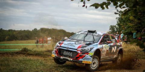 Rallye Terre Castine 2020
