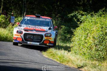 Rallye Aveyron Rouergue 2019