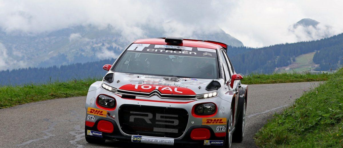Rallye Mont-Blanc 2019