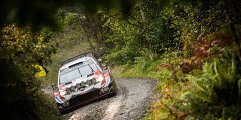 Wales Rally GB 2019