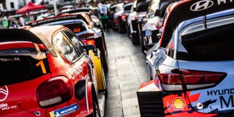 Rally Turkey 2020