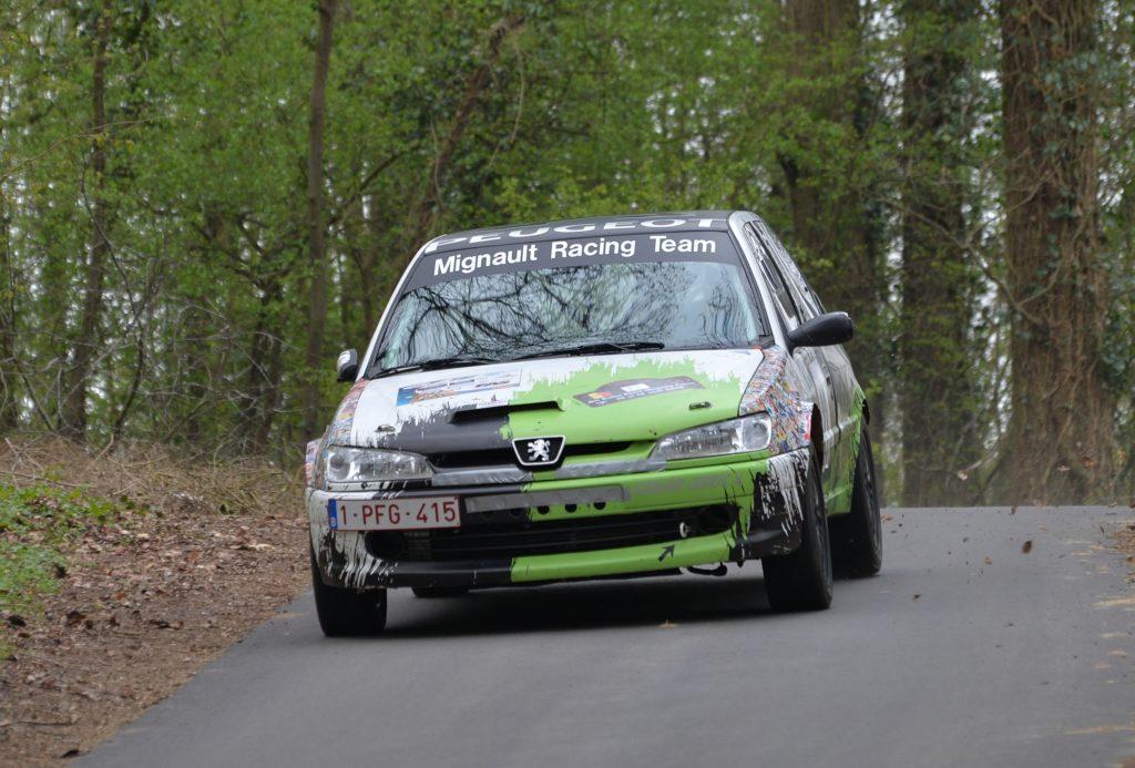 Rallye-Sprint Mémorial Fanny 2019