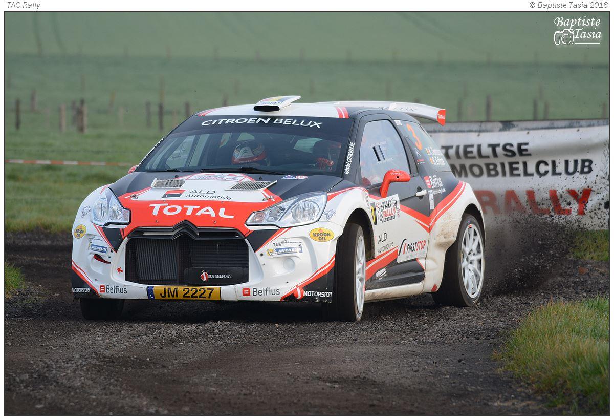 BRC: Demaerschalk toujours soutenu par J-Motorsport et ...