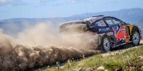 Sébastien Ogier Rally de Portugal 2017
