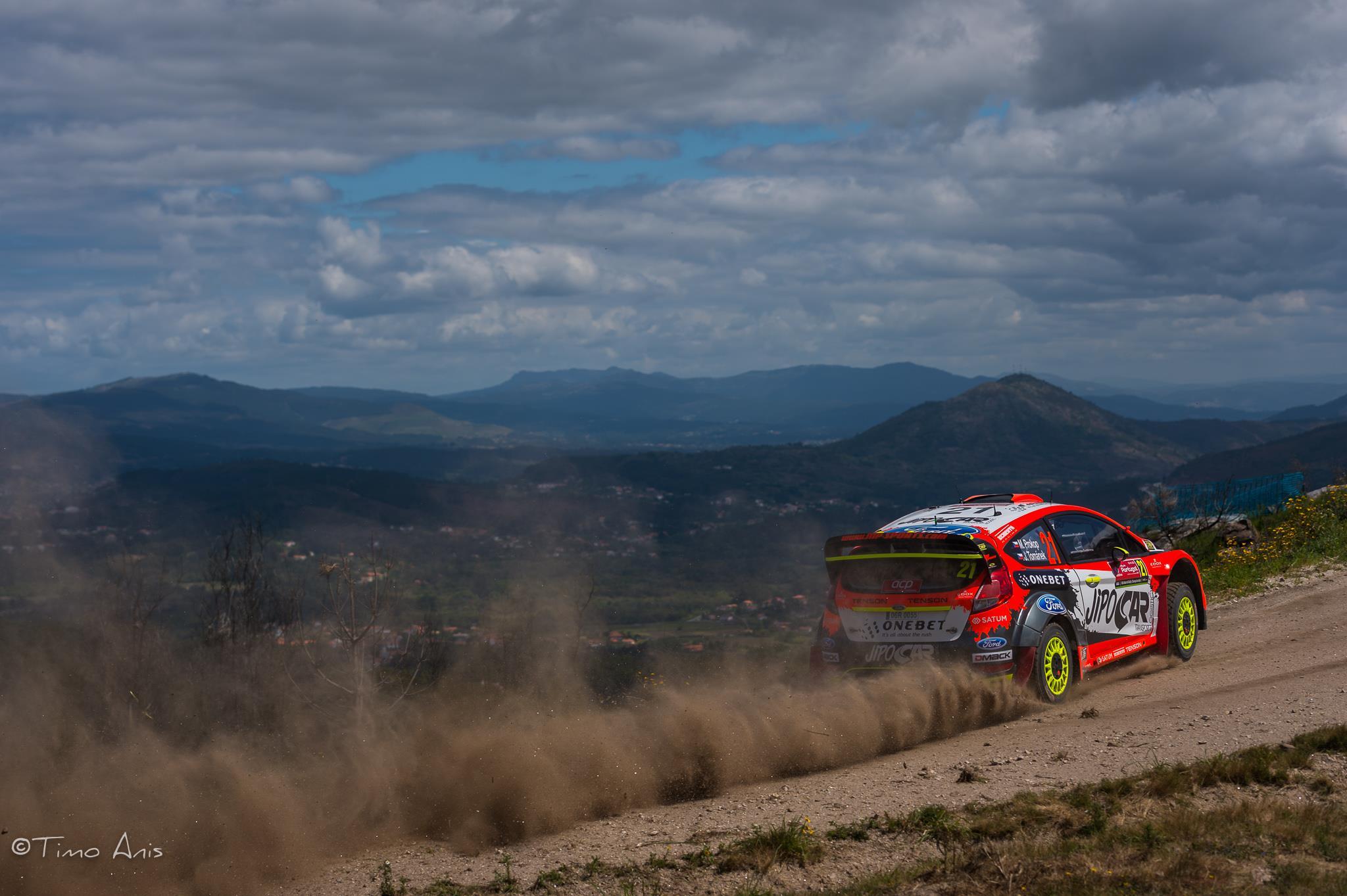 Martin Prokop Rally de Portugal 2017