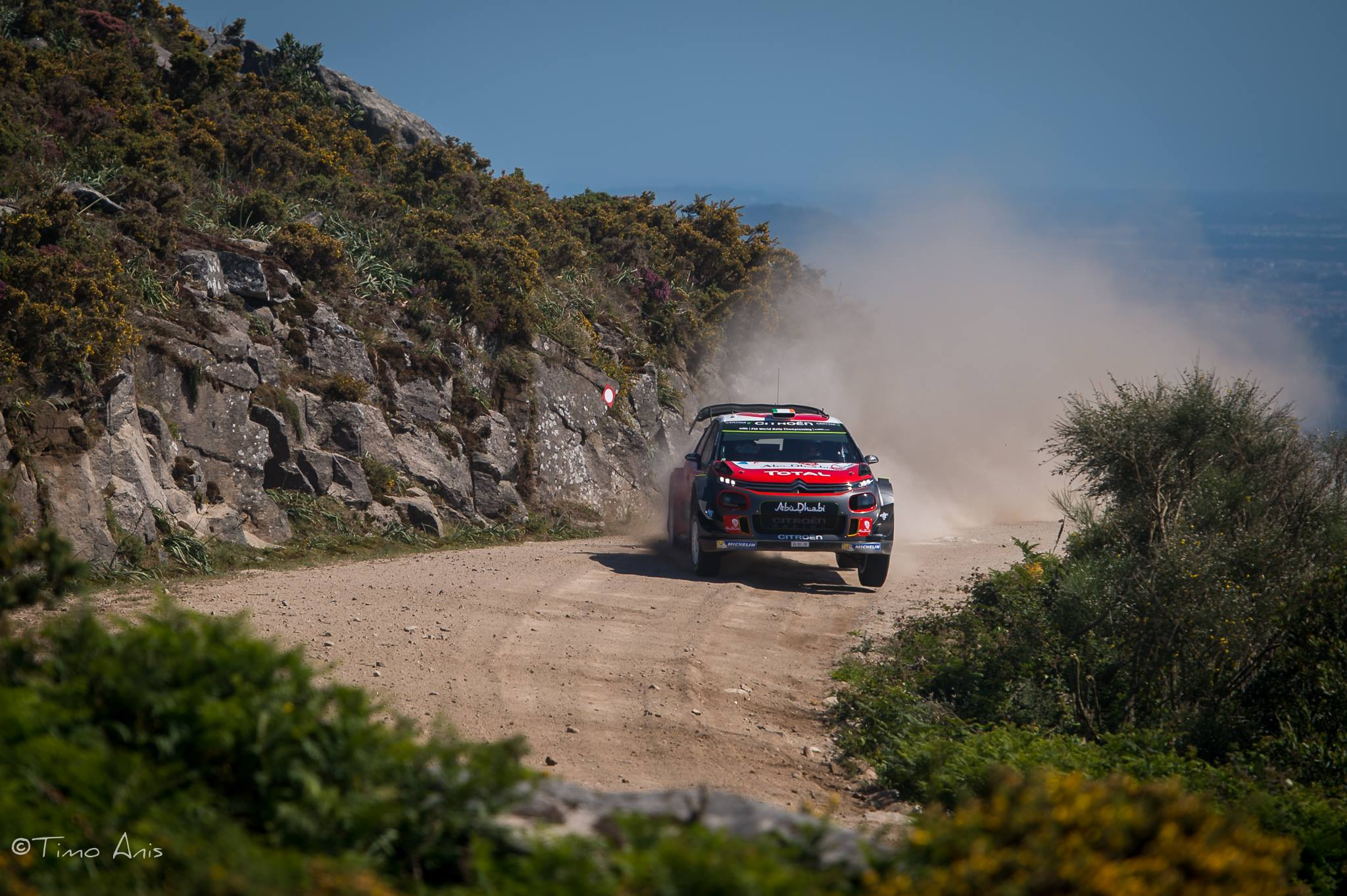 Craig Breen Rally de Portugal 2017