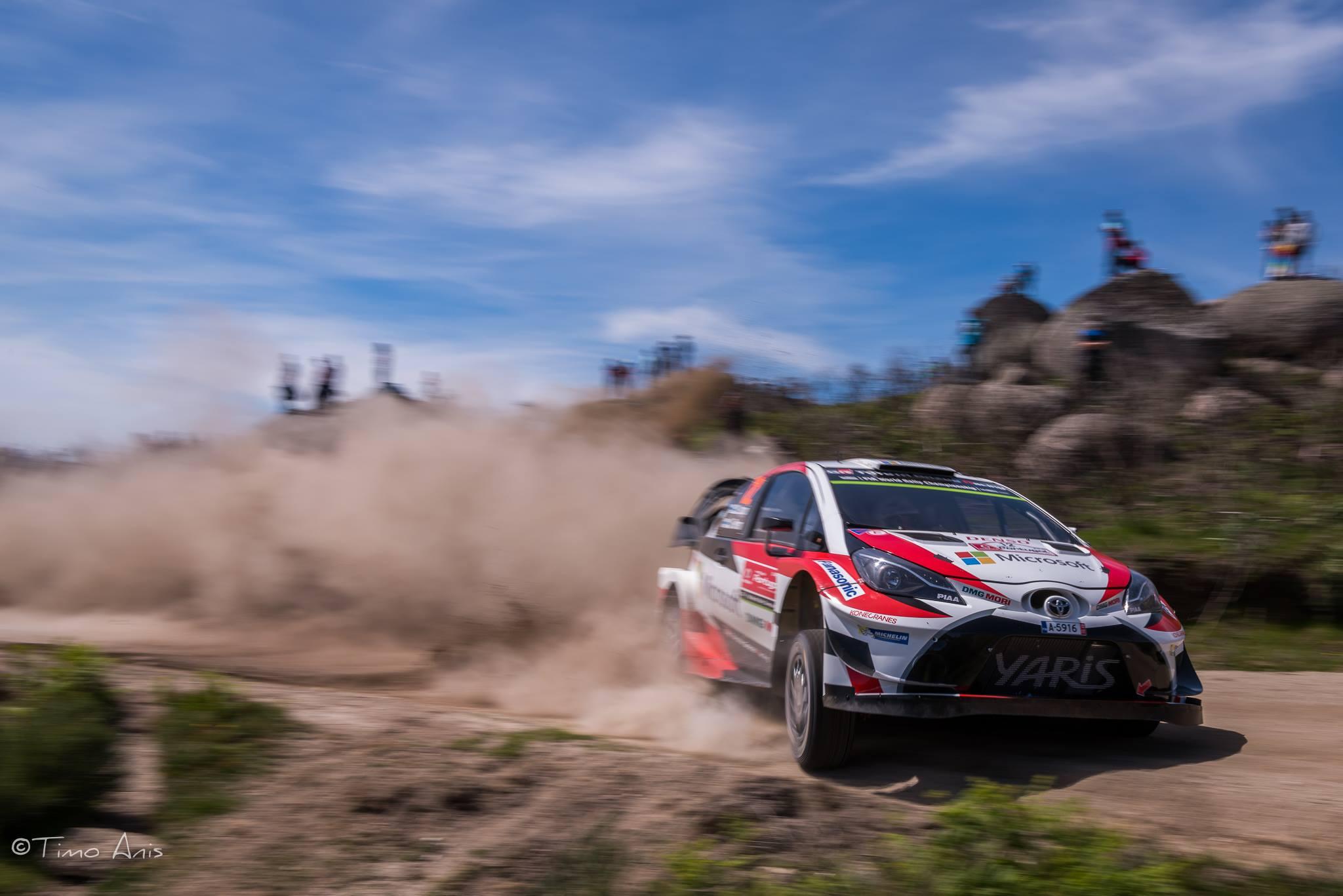 Esapekka Lappi Rally de Portugal 2017