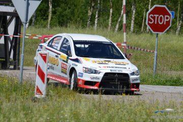 Van Den Heuvel ELE Rally 2017