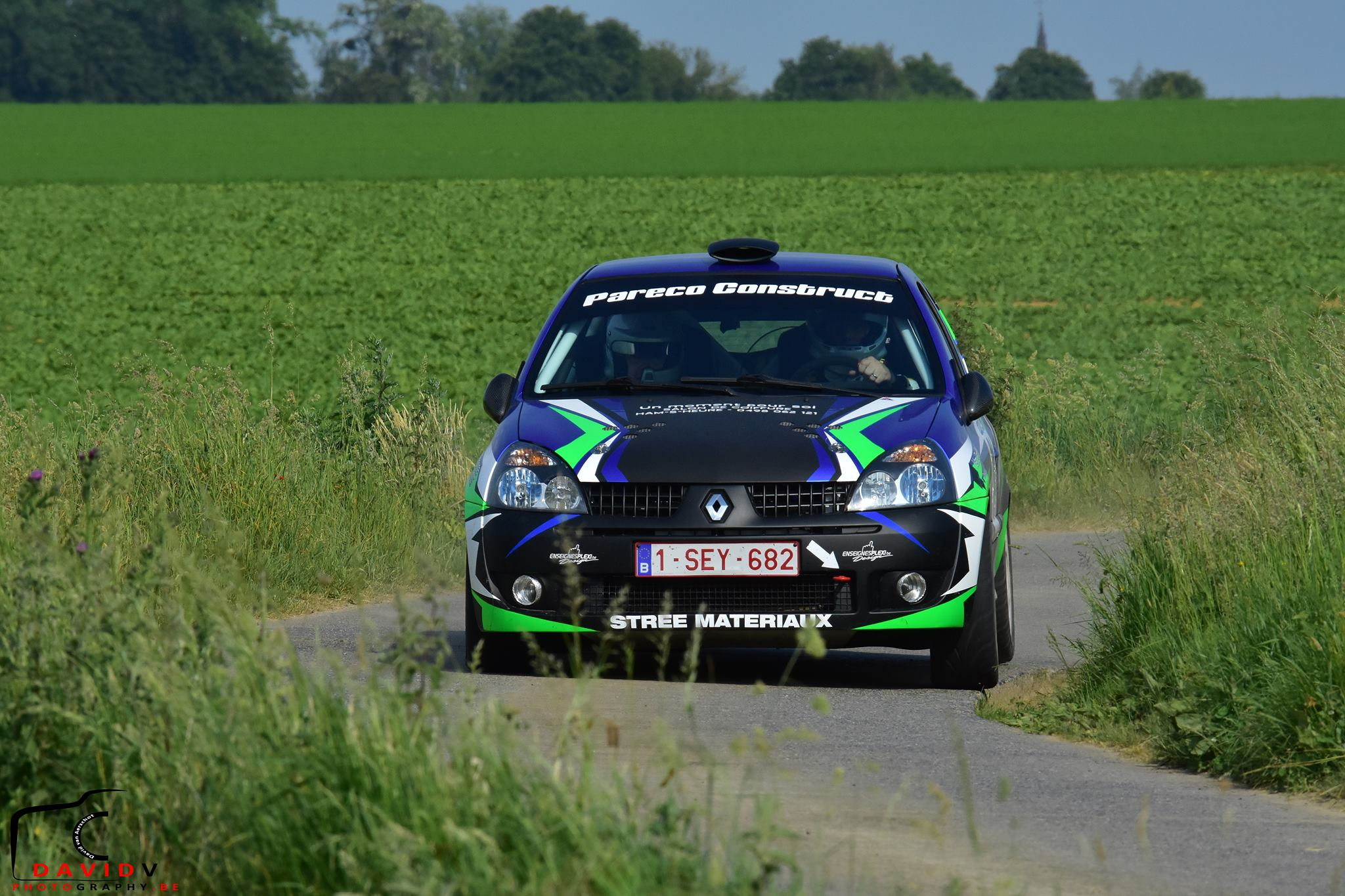 Vermeiren Rallye Claudy Desoil 2017