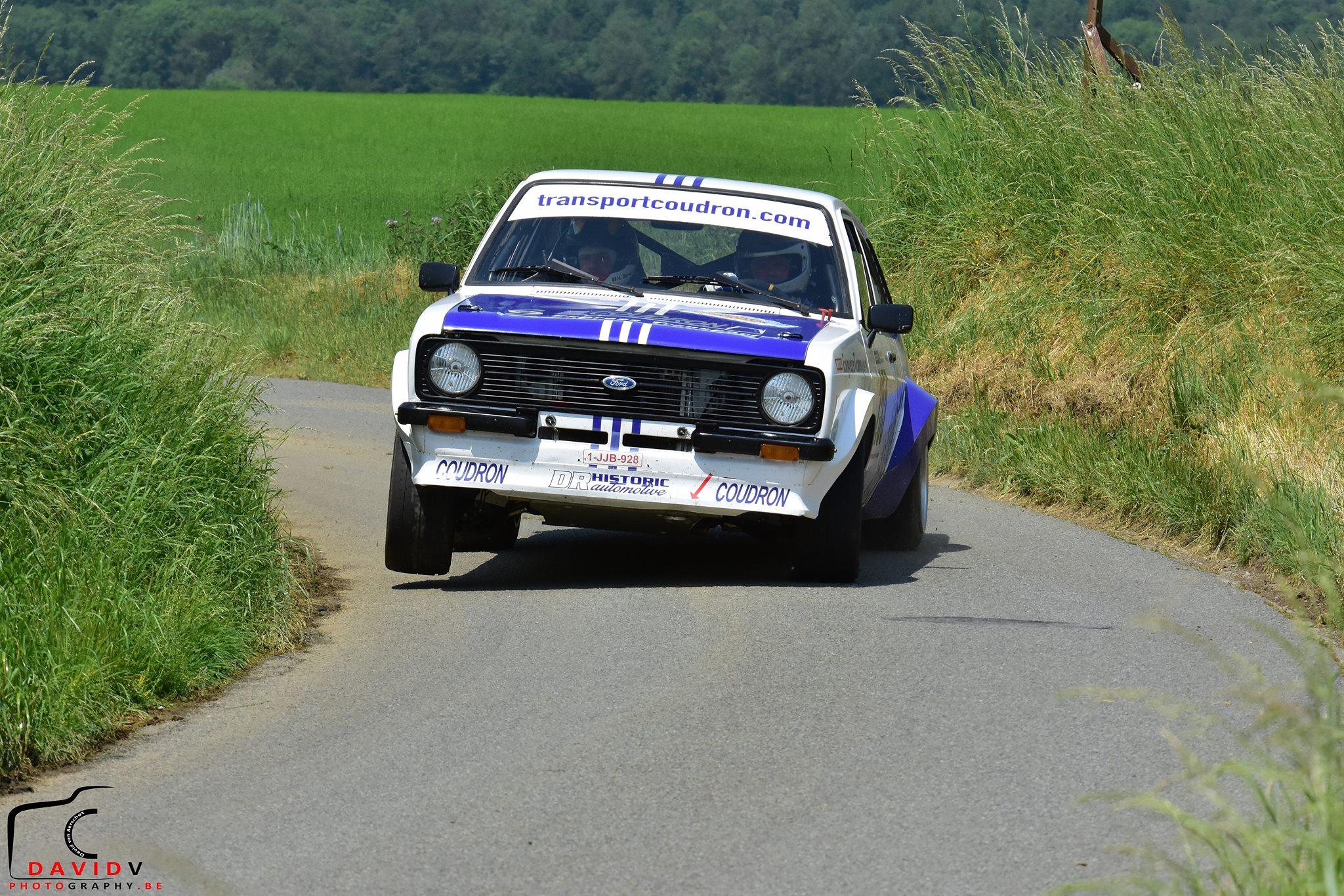 Vannieuwenhuyse Rallye Claudy Desoil 2017
