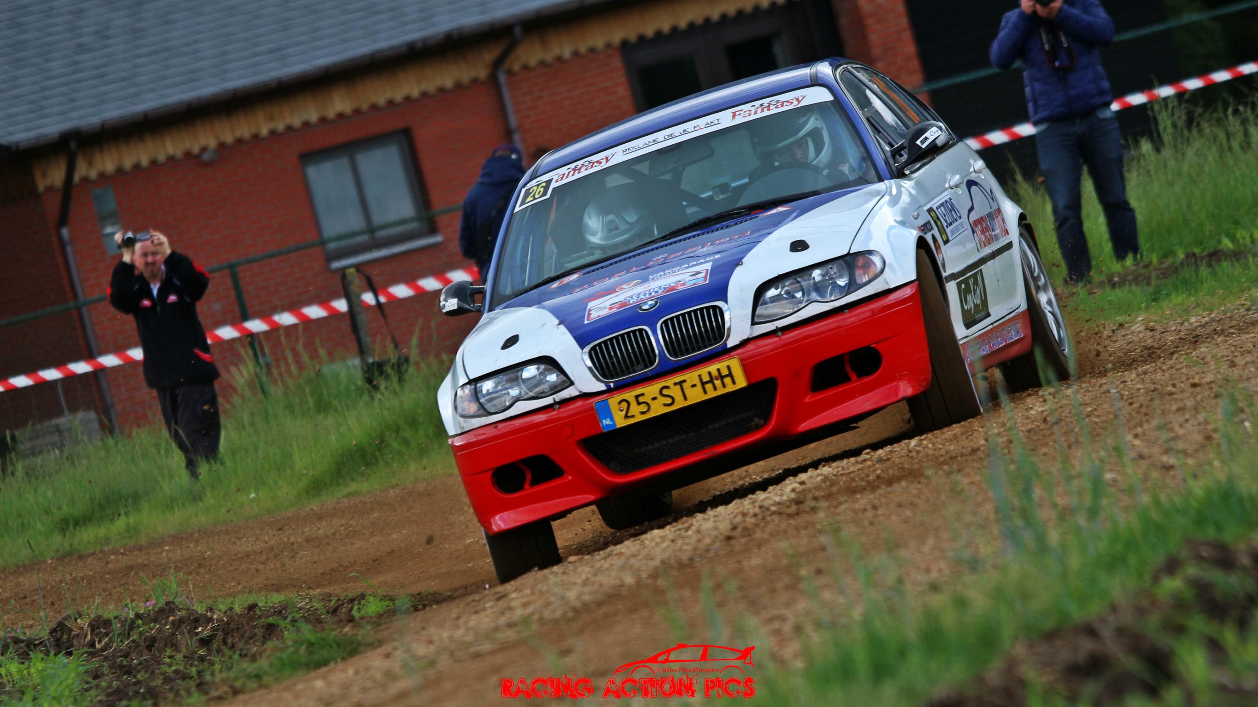 Wim Muilwijk Sezoens Rally 2017