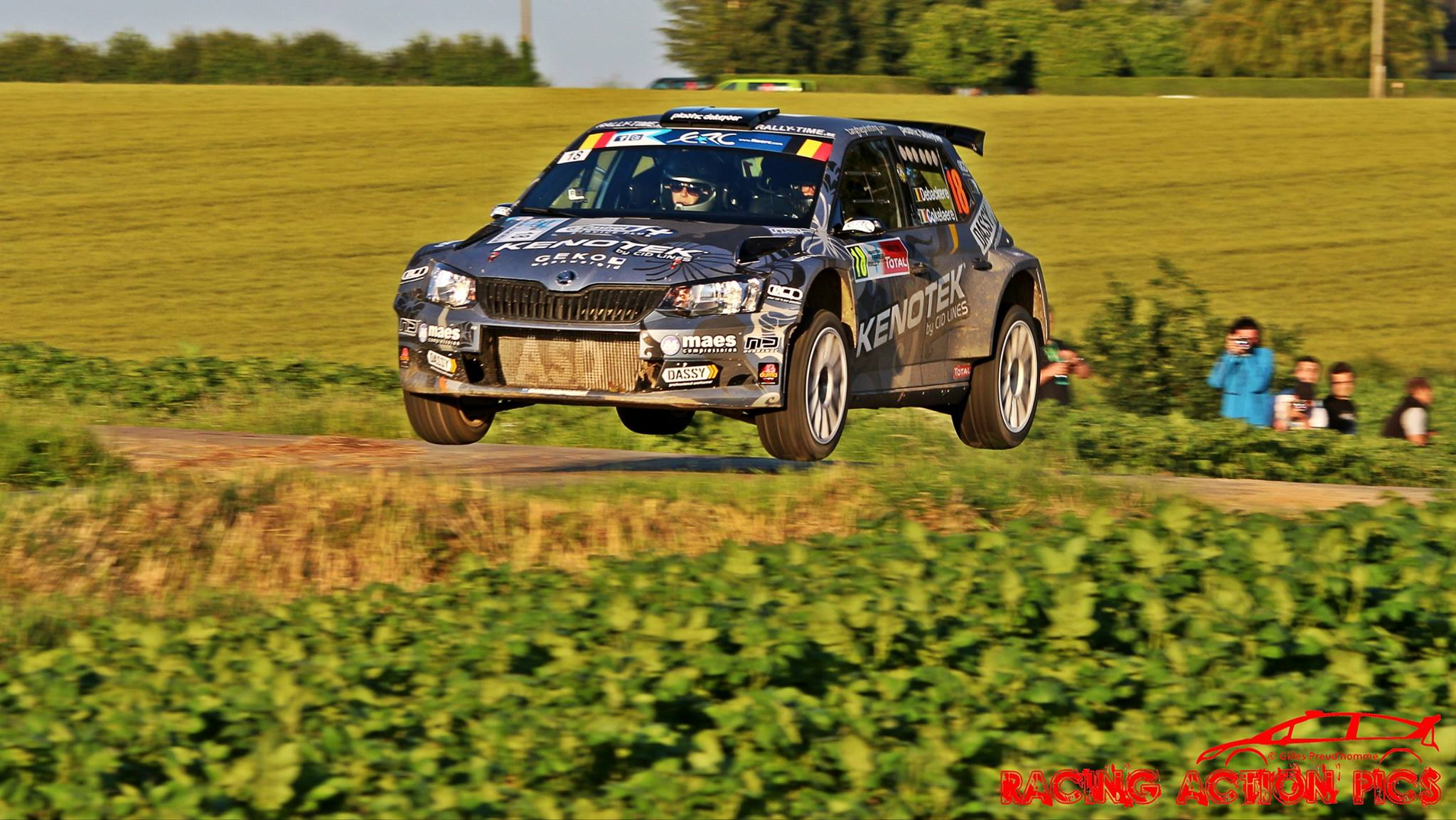 Melissa Debackere Ypres Rally 2017
