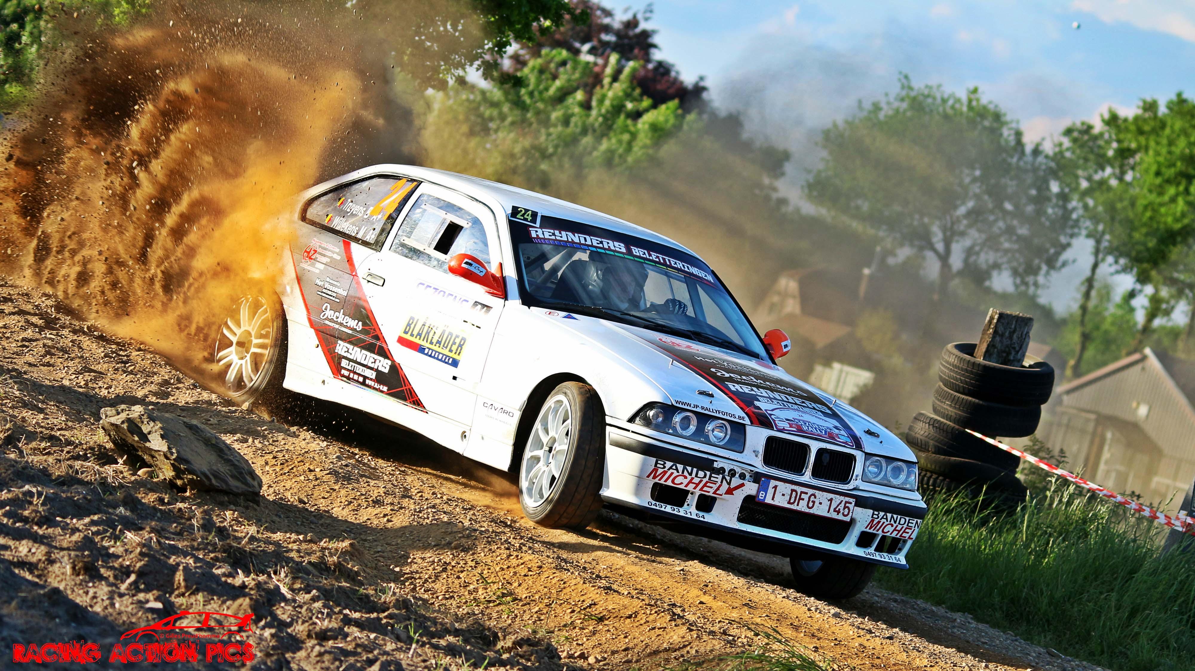 Bert Tryuens Sezoens Rally 2017