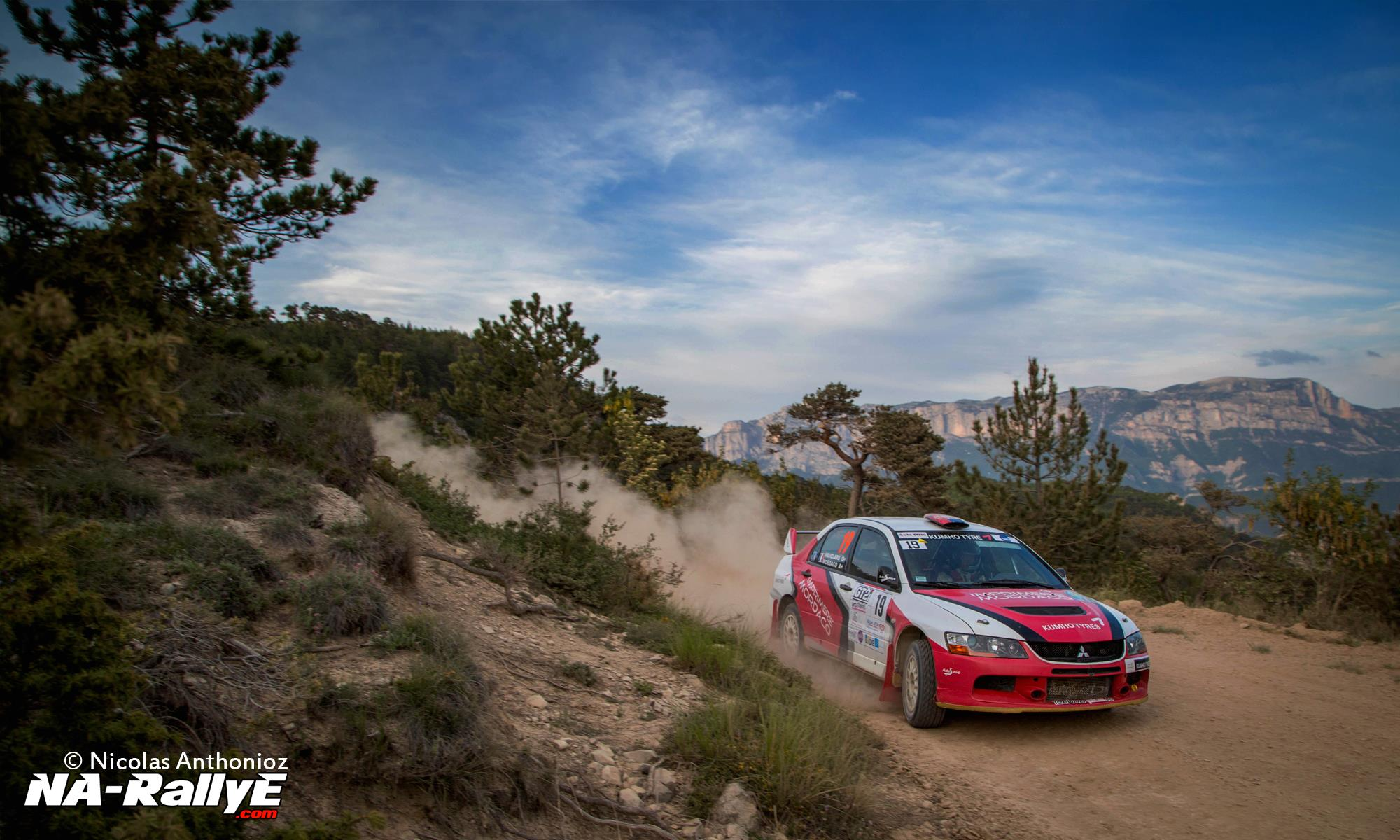 Mordacq Rallye terre du Diois 2017