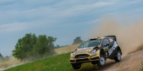 Solberg Rally Poland