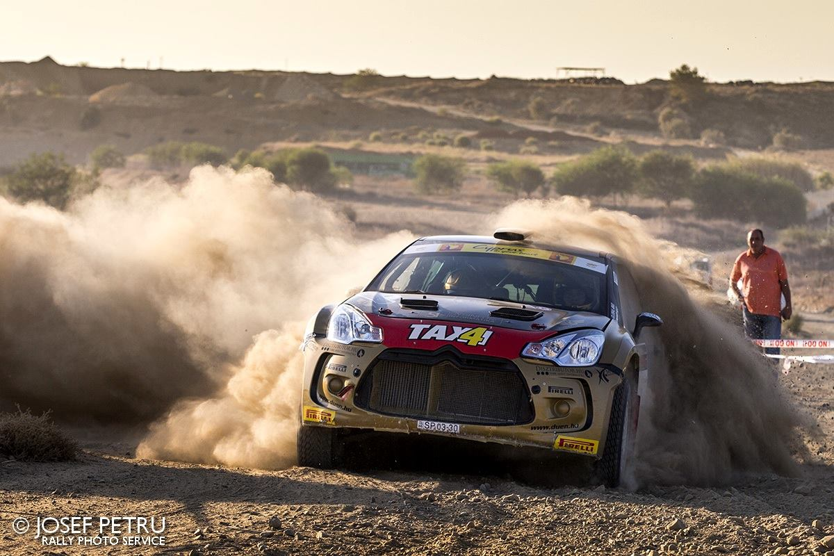 Botka Cyprus Rally 2017