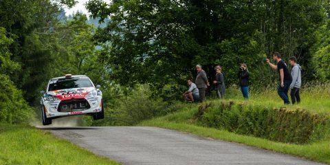 Bonato Rallye du Limousin 2017