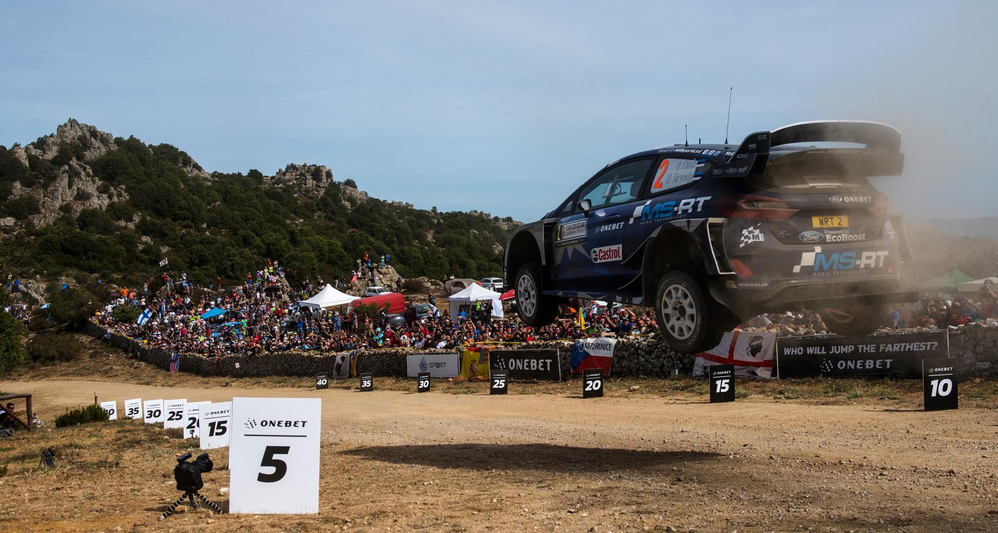 Tanak Rally Italia Sardegna 2017