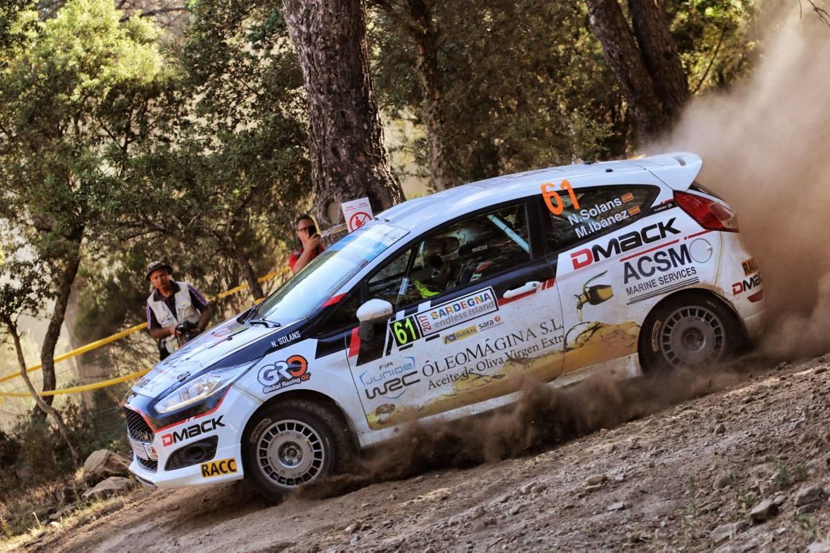 Solans Rally Italia Sardegna 2017