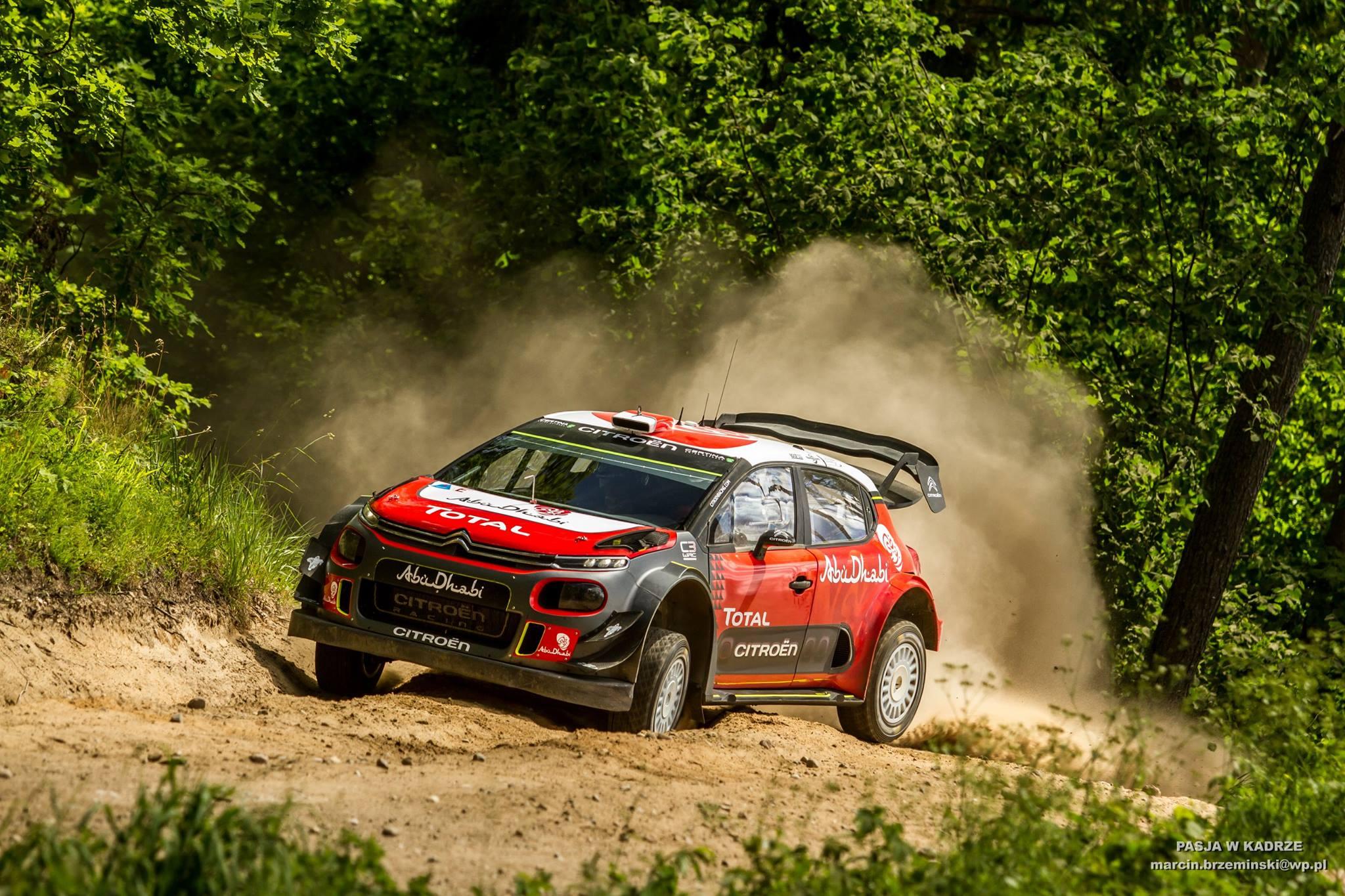 Mikkelsen ORLEN Rally Poland 2017
