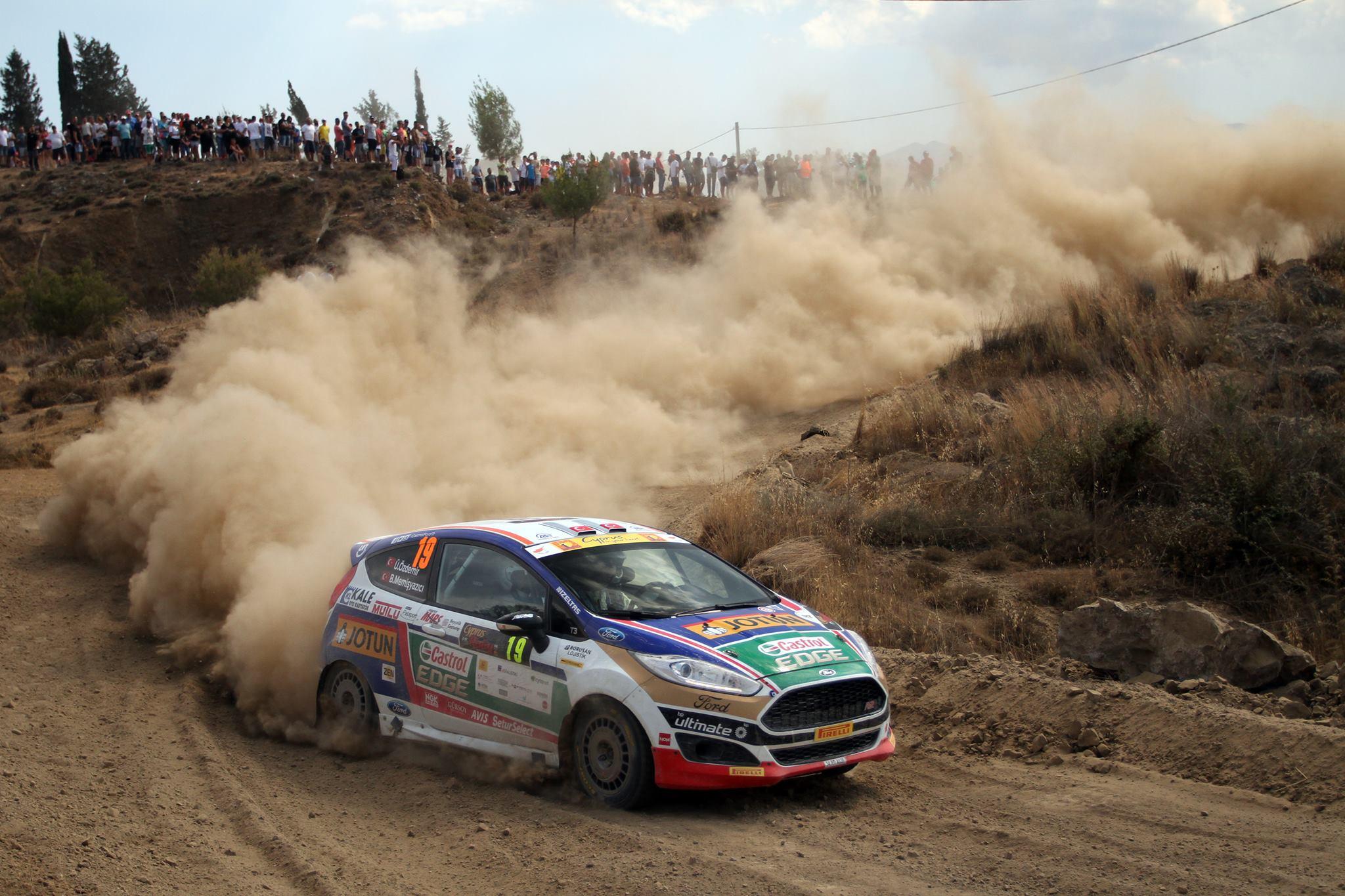 Ozdemir Cyprus Rally 2017