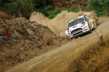 Al-Attiyah Cyprus Rally 2017