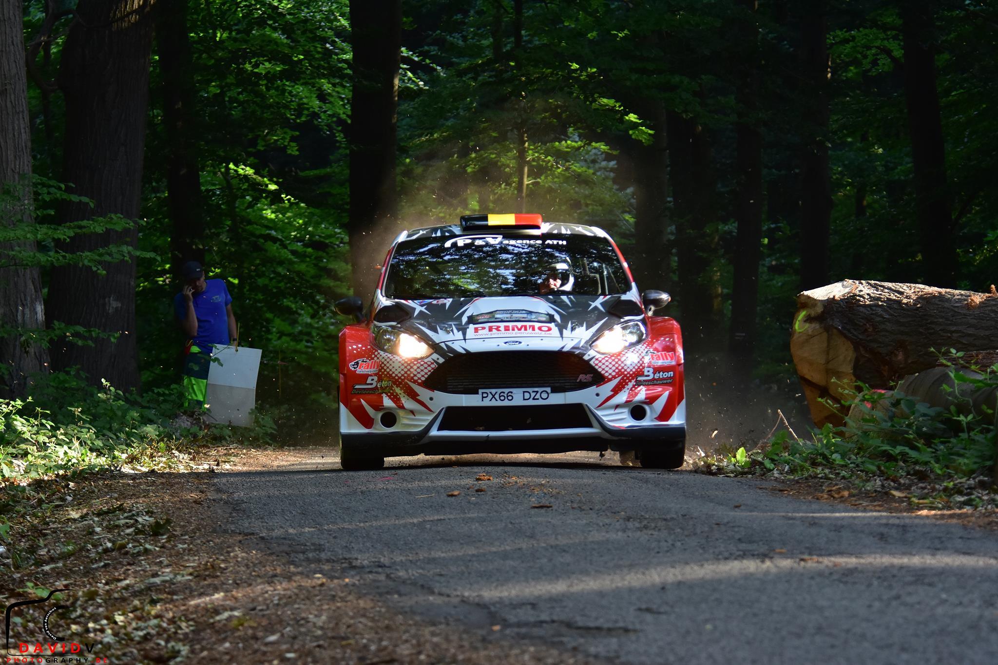 Devleeschauwer Rallye de la Haute-Senne 2017