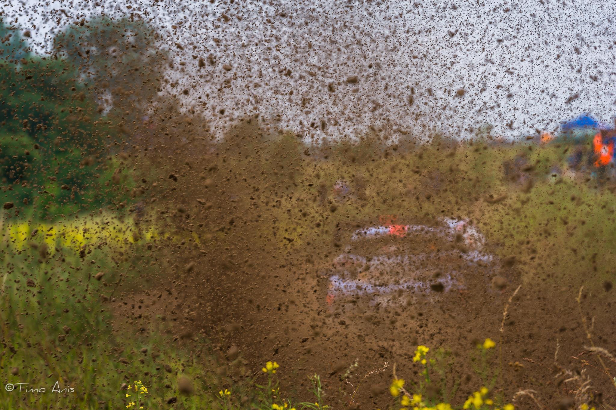 Neuville Shakedown du Rally Poland 2017