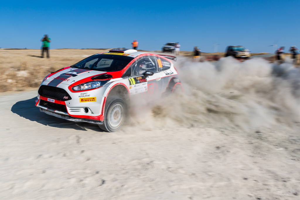Denktas Cyprus Rally 2017