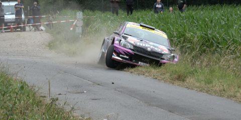 Kenotek Ypres Rally 2017