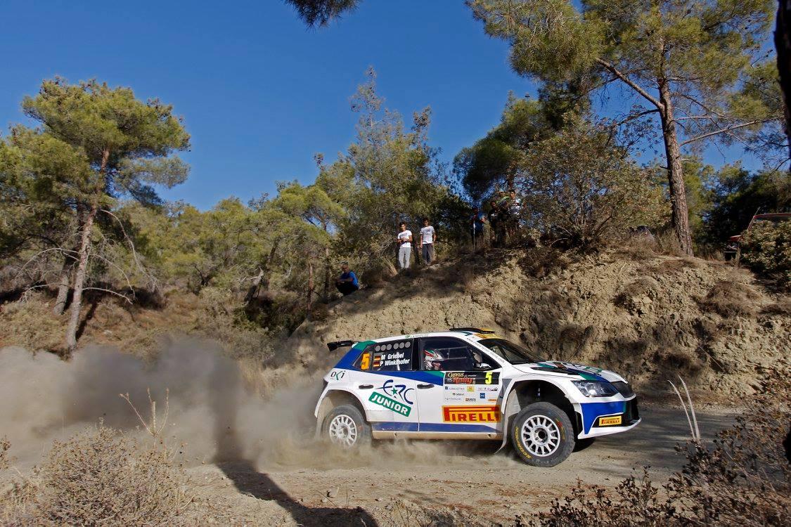 Griebel Cyprus Rally 2017